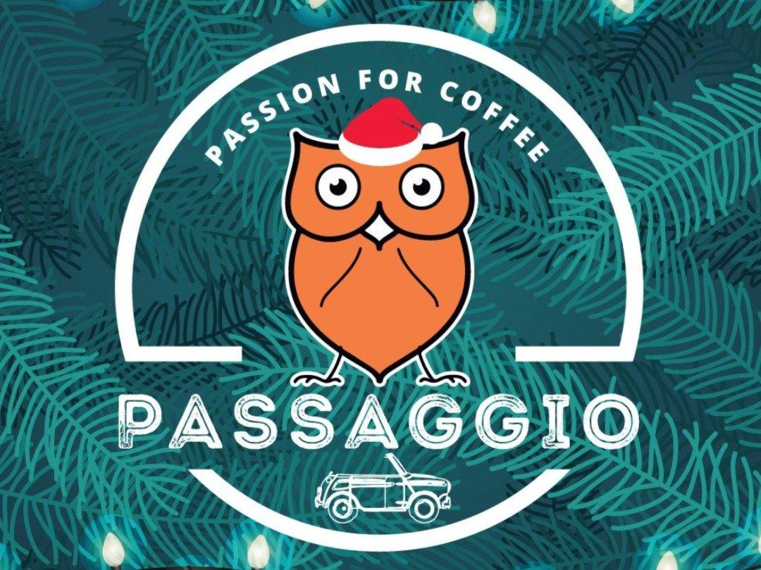 Ευχές για Αγάπη και Υγεία από το PASSAGGIO!